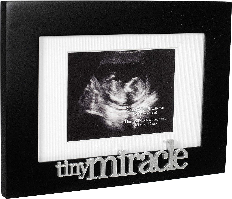 Malden Sneak Peak Sonogram Plaque Picture Frame