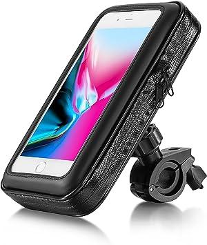 Eximtrade Universal Impermeable Bicicleta Celular Teléfonos Soporte Bolsa para Smartphones (para Smartphones 5,5