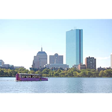 Exciting Duck-Ride in Boston for One - Tinggly Voucher/Gift Card in a Gift Box