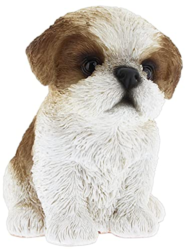 Border Concepts Nature s Gallery Pet Pals Shih Tzu Puppy
