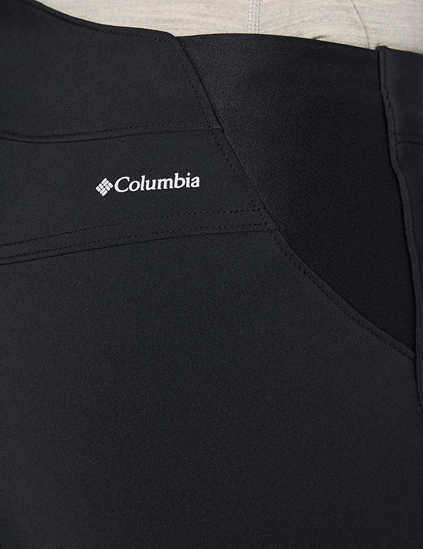 Columbia Pantalones de Senderismo para Mujer Passo Alto