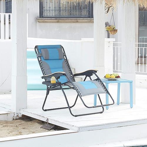 Zero Gravity Lounge Chair - a good cheap outdoor recliner