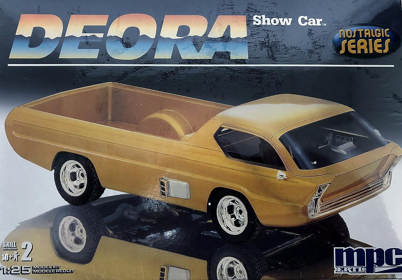 Amazon Com 1 25 Scale Deora Show Car Model Kit Nostalgic Series Toys Games