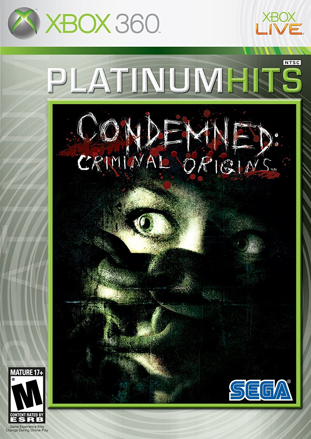 Scary xbox 360 games
