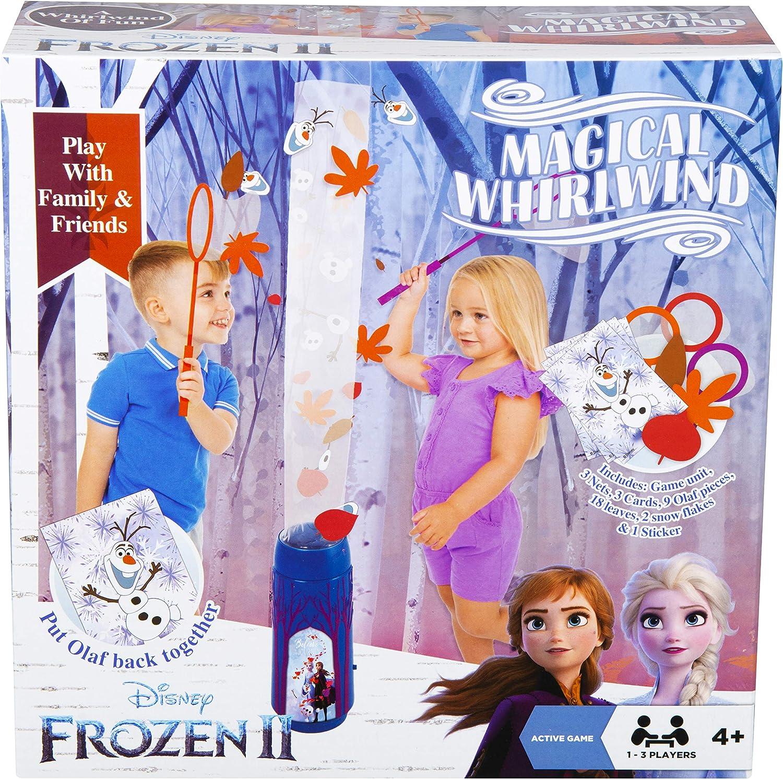 Disney Frozen 2 Juguetes para Niños con Anna Elsa y Olaf, Juego ...