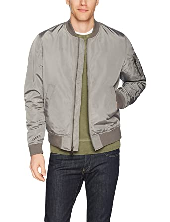 bedfe46d Amazon.com: Amazon Brand - Goodthreads Men's Bomber Jacket: Clothing
