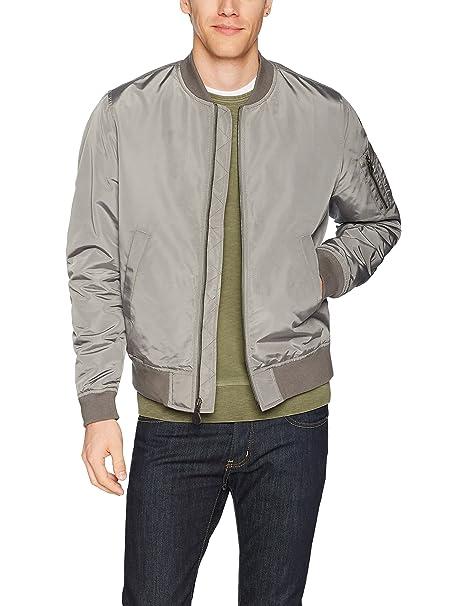 a3d3d444c Amazon Brand - Goodthreads Men's Bomber Jacket