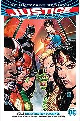 Justice League (2016-2018) Vol. 1: The Extinction Machines (Justice League (2016-)) Kindle Edition