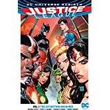 Justice League (2016-2018) Vol. 1: The Extinction Machines (Justice League (2016-))