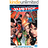 Justice League (2016-2018) Vol. 1: The Extinction Machines (Justice League (2016-)) (English Edition)