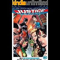 Justice League (2016-) Vol. 1: The Extinction Machines (English Edition)