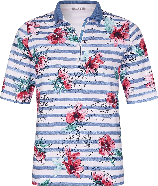 Gr Rabe T-Shirt 48 Blue blau