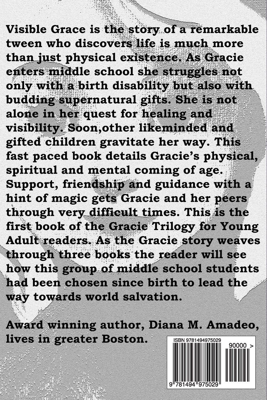 Visible Grace (Grace Trilogy Book 1)
