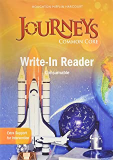 Journeys: Write-in Reader Grade 3: HOUGHTON MIFFLIN HARCOURT ...