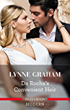 Da Rocha's Convenient Heir (Vows for Billionaires Book 3)