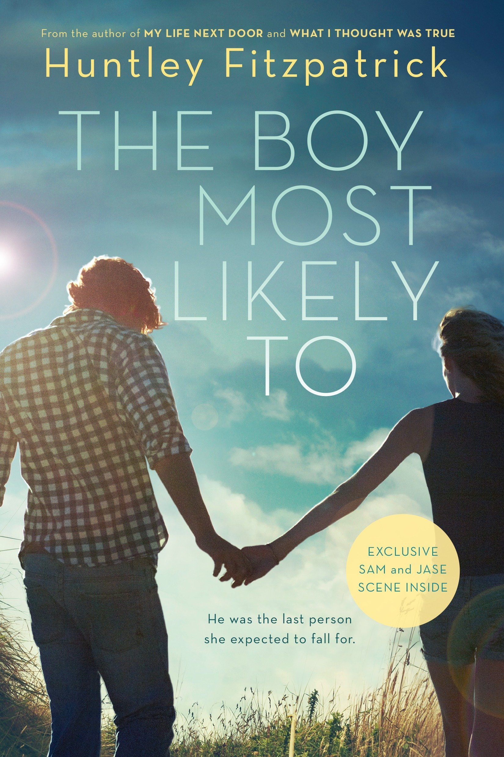 Amazon.com: The Boy Most Likely To (9780147513076): Huntley ...