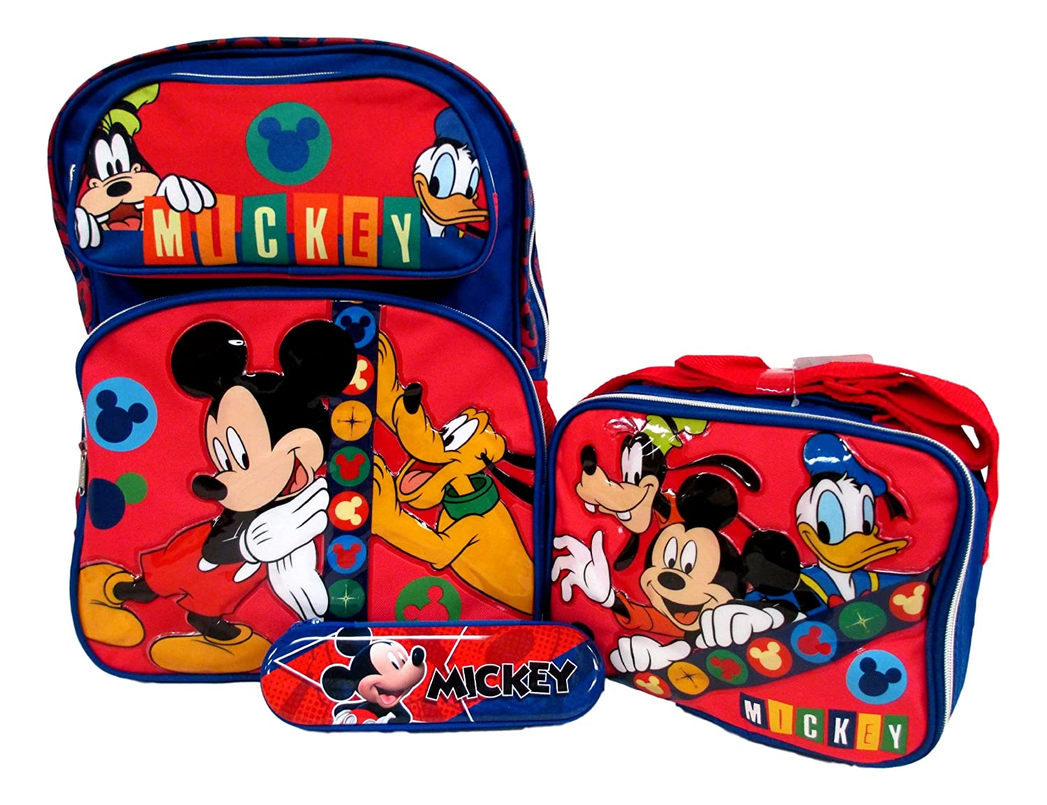 8d4800bf4808 Mickey Mouse Disney Large 16
