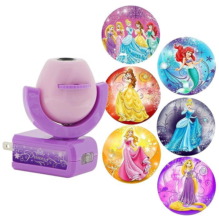 The Best Disney Princess Personalized Wall Dcor Night Light