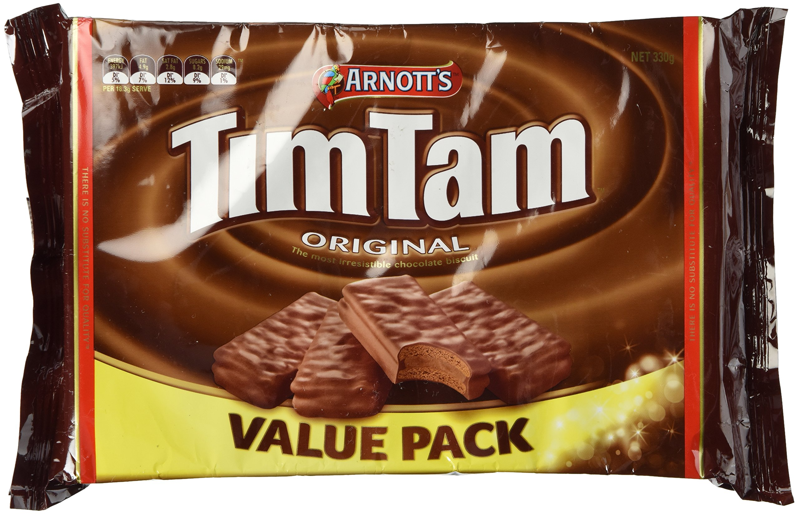 Arnotts Tim Tam Original Value Pack 330g