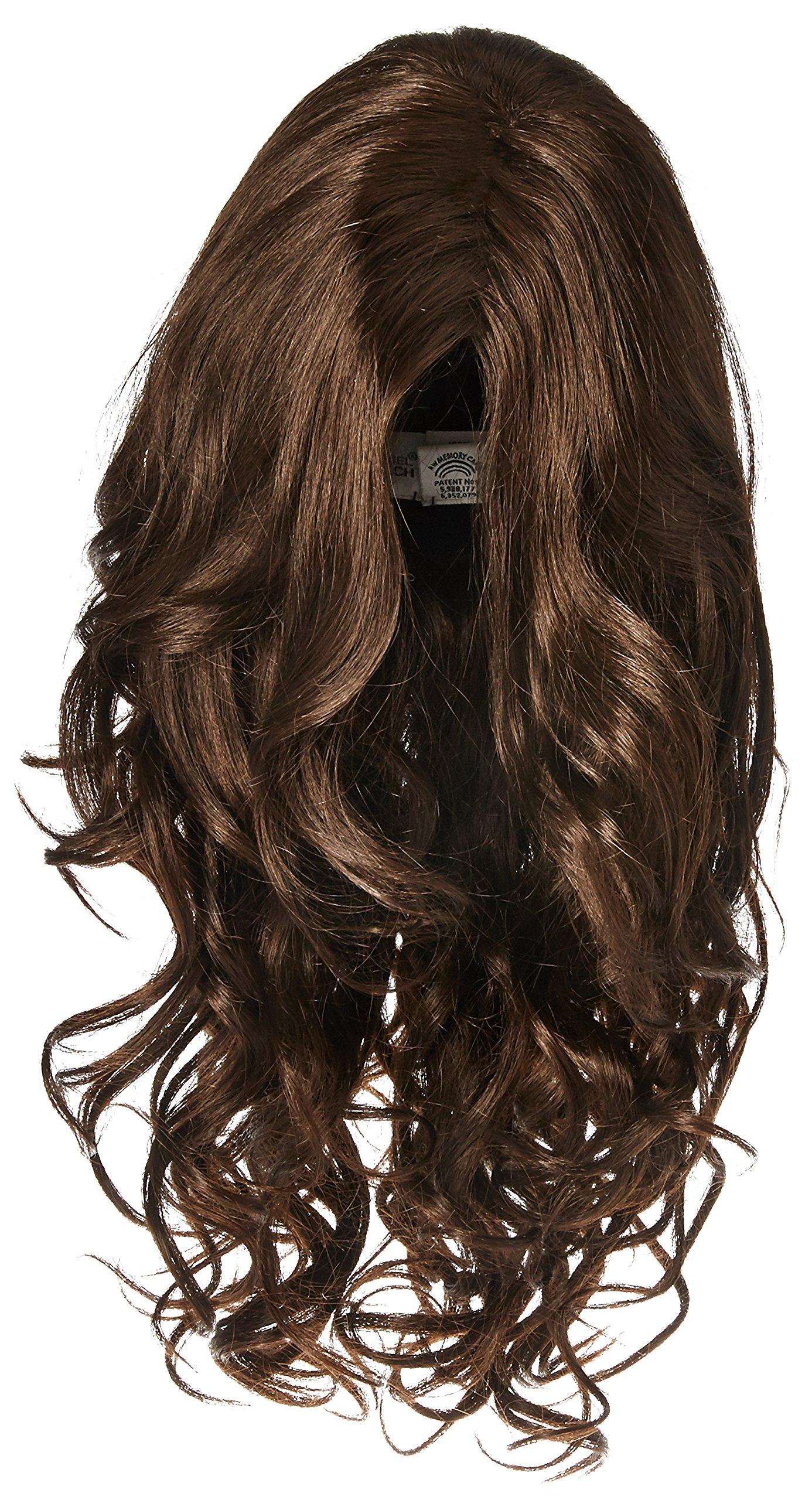 Raquel Welch Haiear Downtime Long And Luscious Hair Wig, R6 Dark Chocolate by Hairuwear