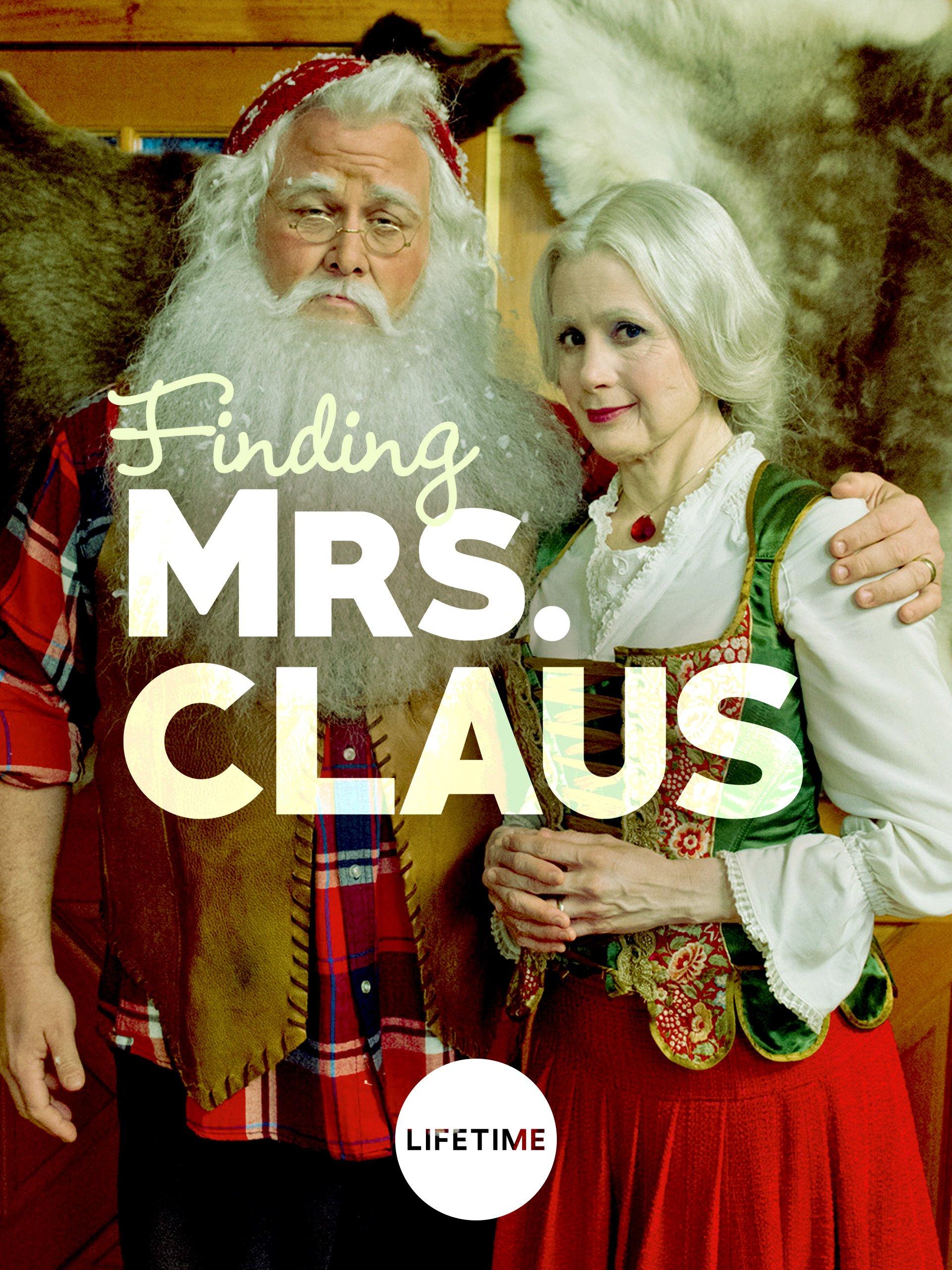Amazon.com: Finding Mrs. Claus: Foxfield Entertainment: Amazon ...