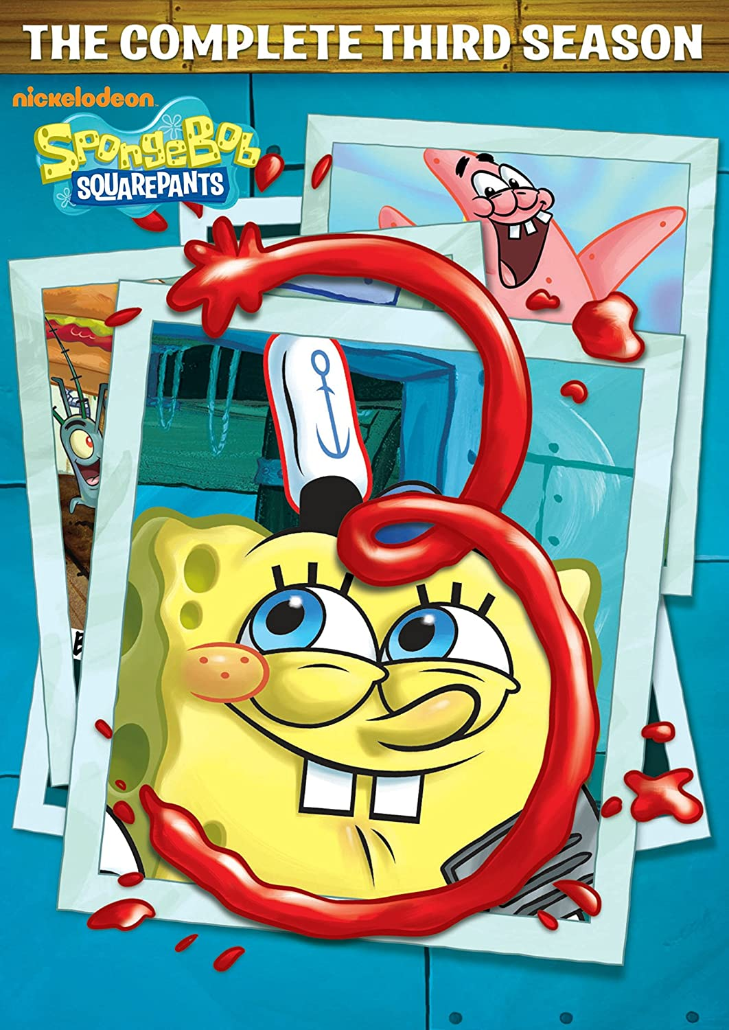 amazon com spongebob squarepants the complete 3rd season tom