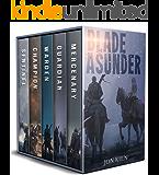 Blade Asunder Complete Series Box Set (English Edition)