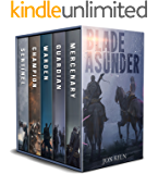 Blade Asunder Complete Series Box Set (English Edition)