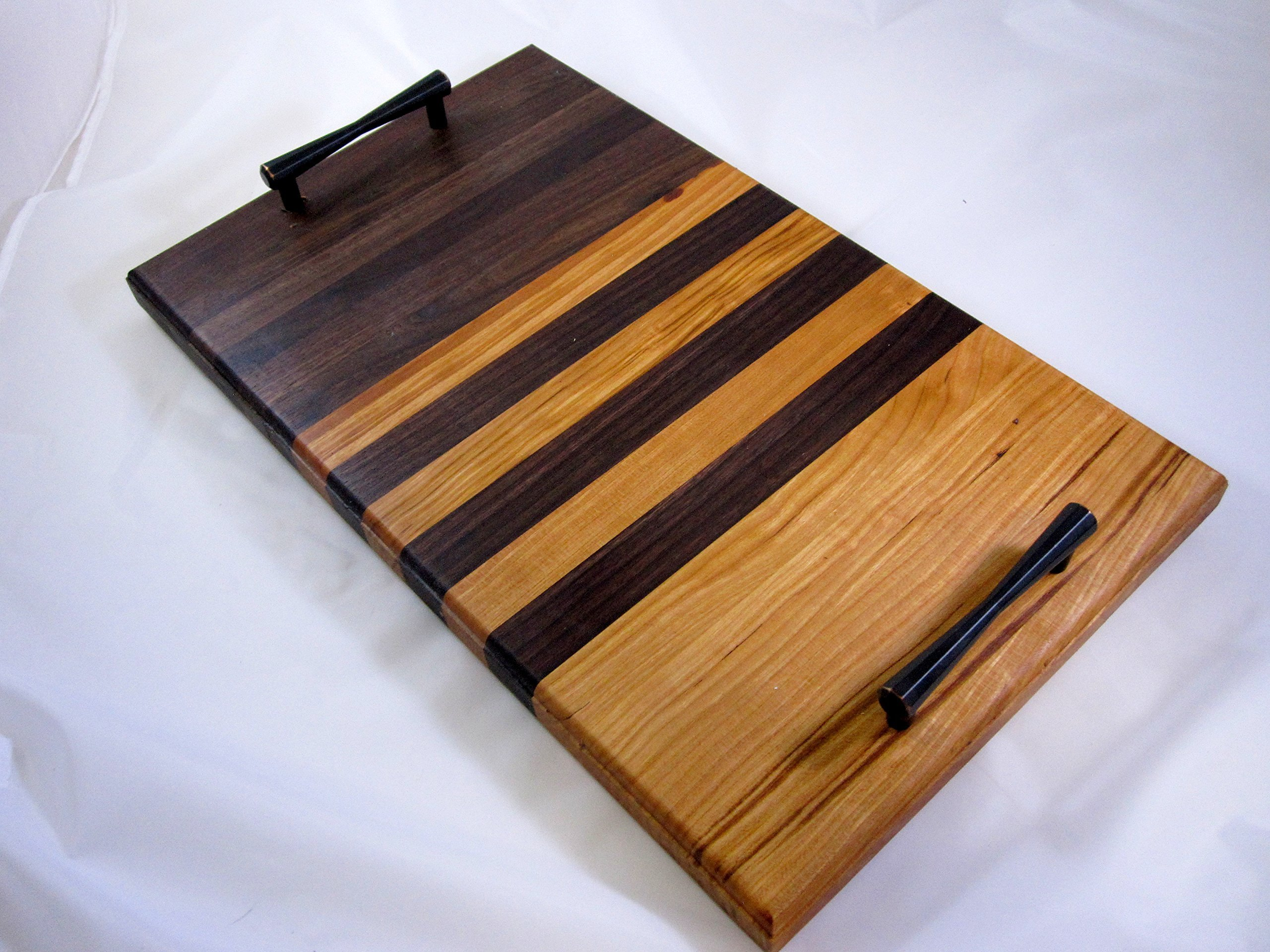 Handmade Charcuterie Cheese board platter #A57 with Handles, ready to ship