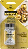 FolkArt 3085E Treasure Gold Acrylic Paint, 2 oz, Platinum 2 Fl Oz