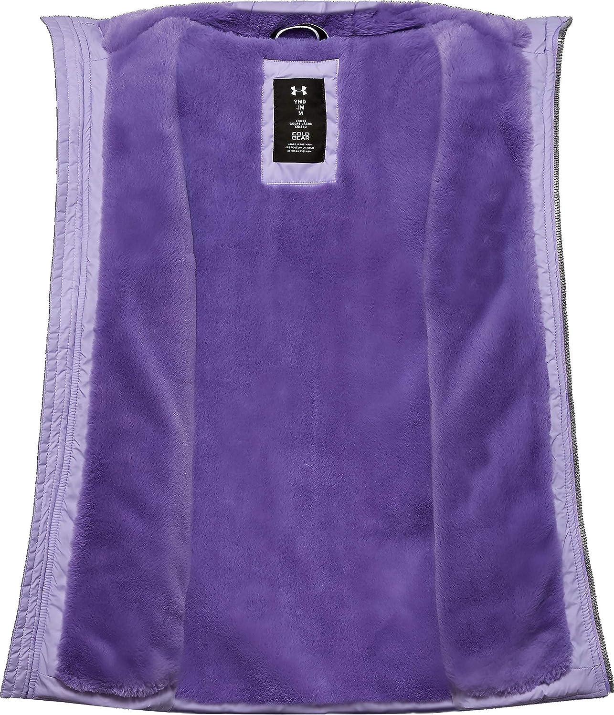 Purple Crest Under Armour Ua Willow Parka