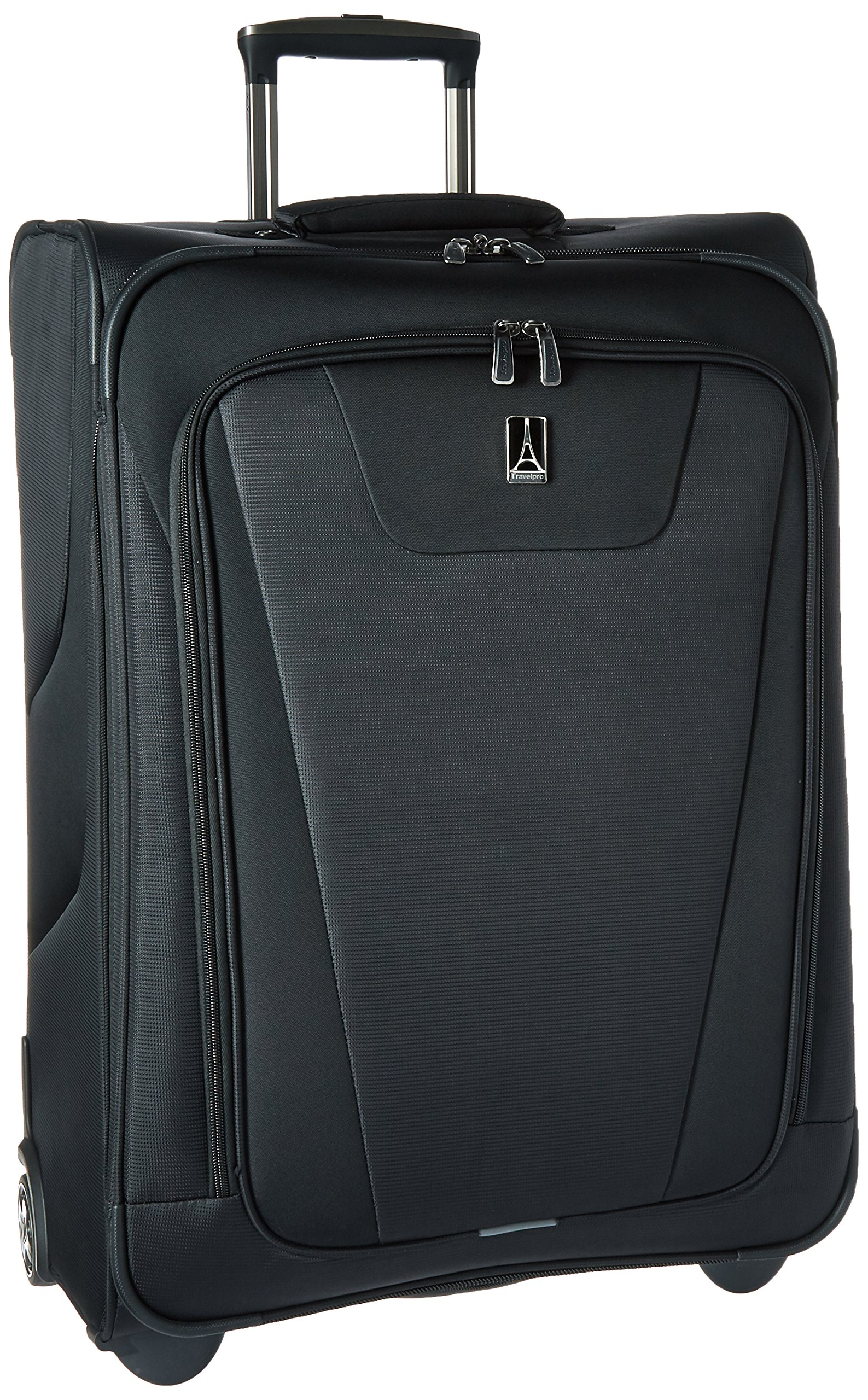 Travelpro Maxlite 4 Expandable Rollaboard 26 inch Suitcase, Black by Travelpro (Image #1)