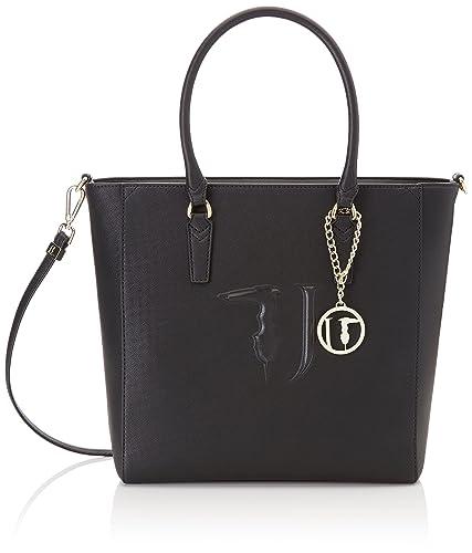 Acquista borsa a spalla donna guess hwsm71 79090 pelle sintetica colore nero in vendita su HabibiShop.it