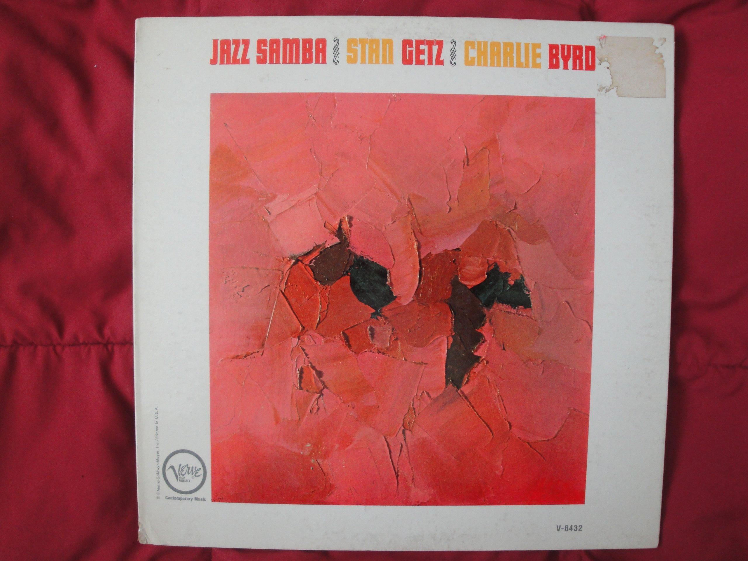 Jazz Samba by verve