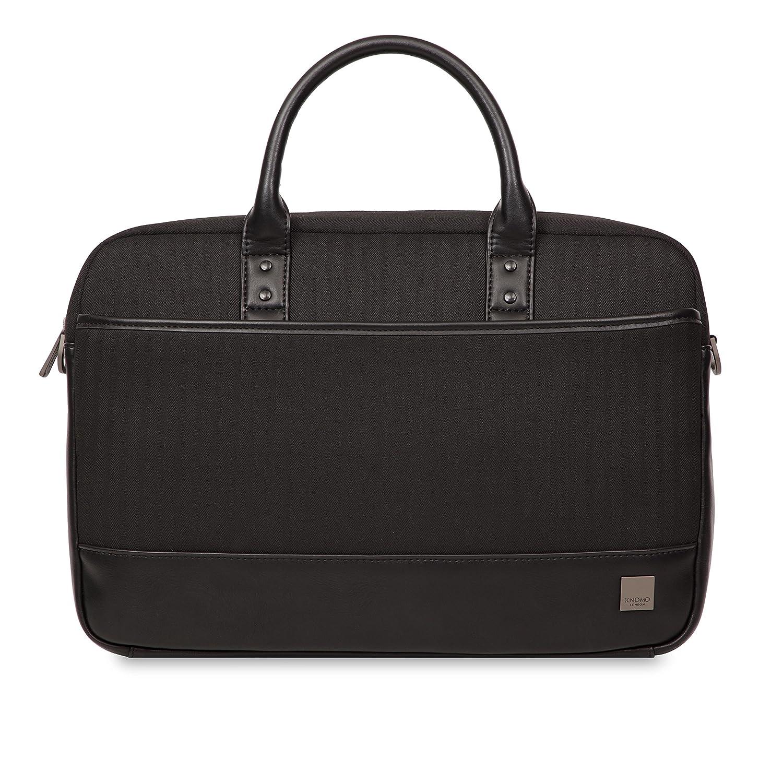 Knomo Princeton Briefcase, 41 cm, 7.3 L, Black
