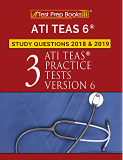 ATI TEAS Practice Questions (First Set): TEAS 6 Practice