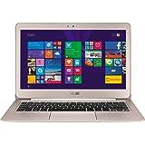 "Asus ZenBook UX305CA - 13.3"" (1920x1080) | Core M3-6Y30 | 512 GB SSD | 8GB RAM | 802.11ac + Bluetooth | 0.48"" Thin & 2.65 lbs | Windows 10 64bit | Titanium Gold"