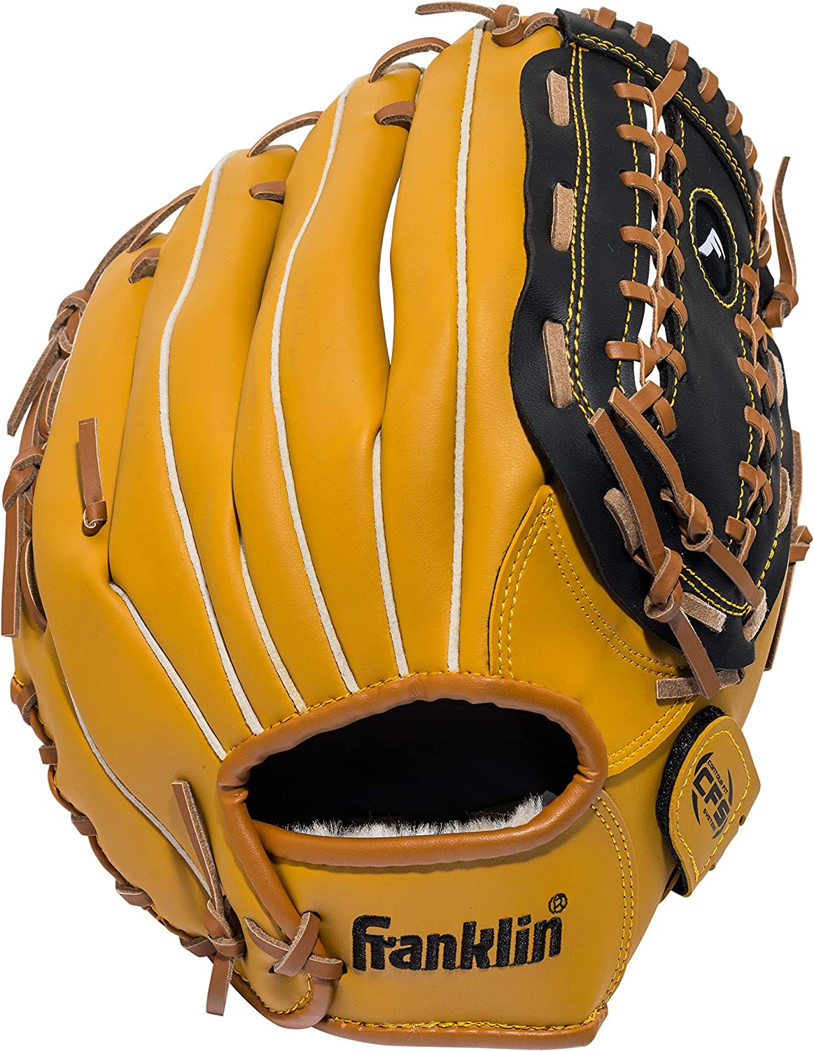 Franklin Sports Baseball and Softball Glove - F...