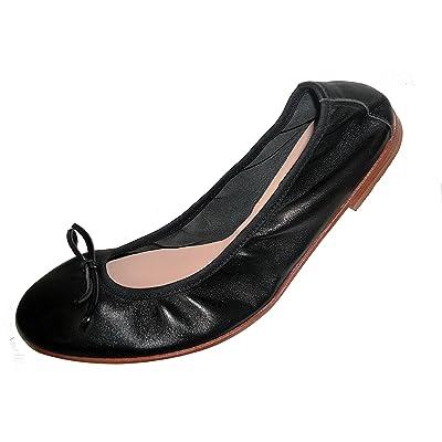 1960Travel 21551, Bailarinas para Mujer, Negro, 41 EU