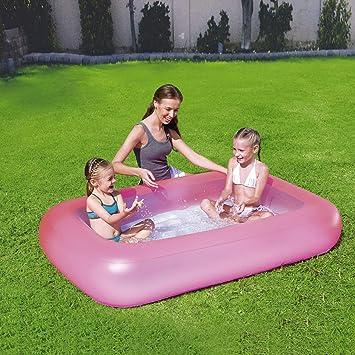 Bestway 51115 - Piscina Hinchable Infantil Aquababes 165x104x25 cm ...