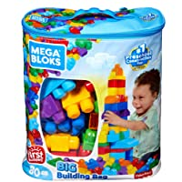 Mega Bloks 80 pc Big Building Bag (Classic)