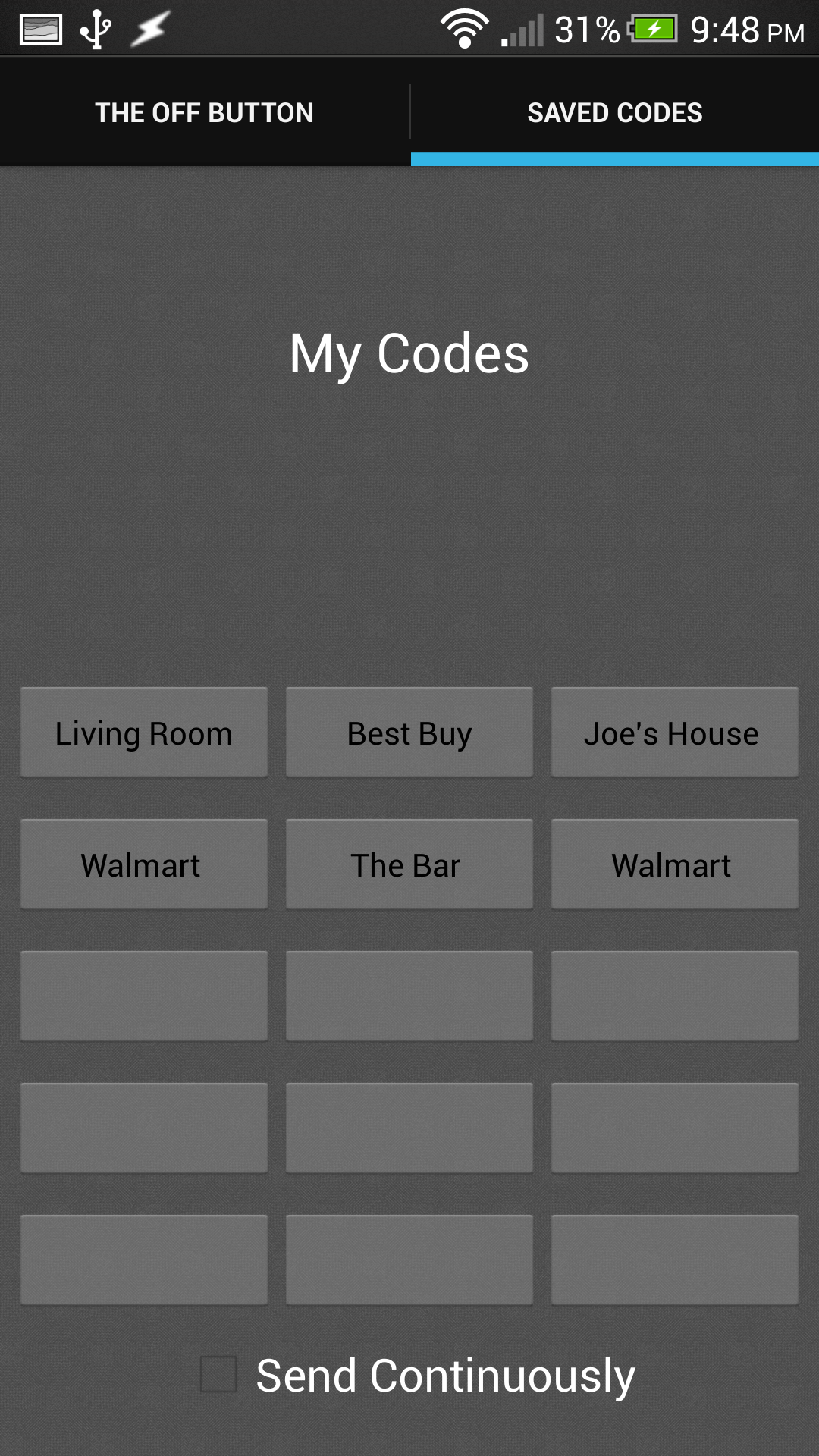Amazon The f Button Appstore for Android
