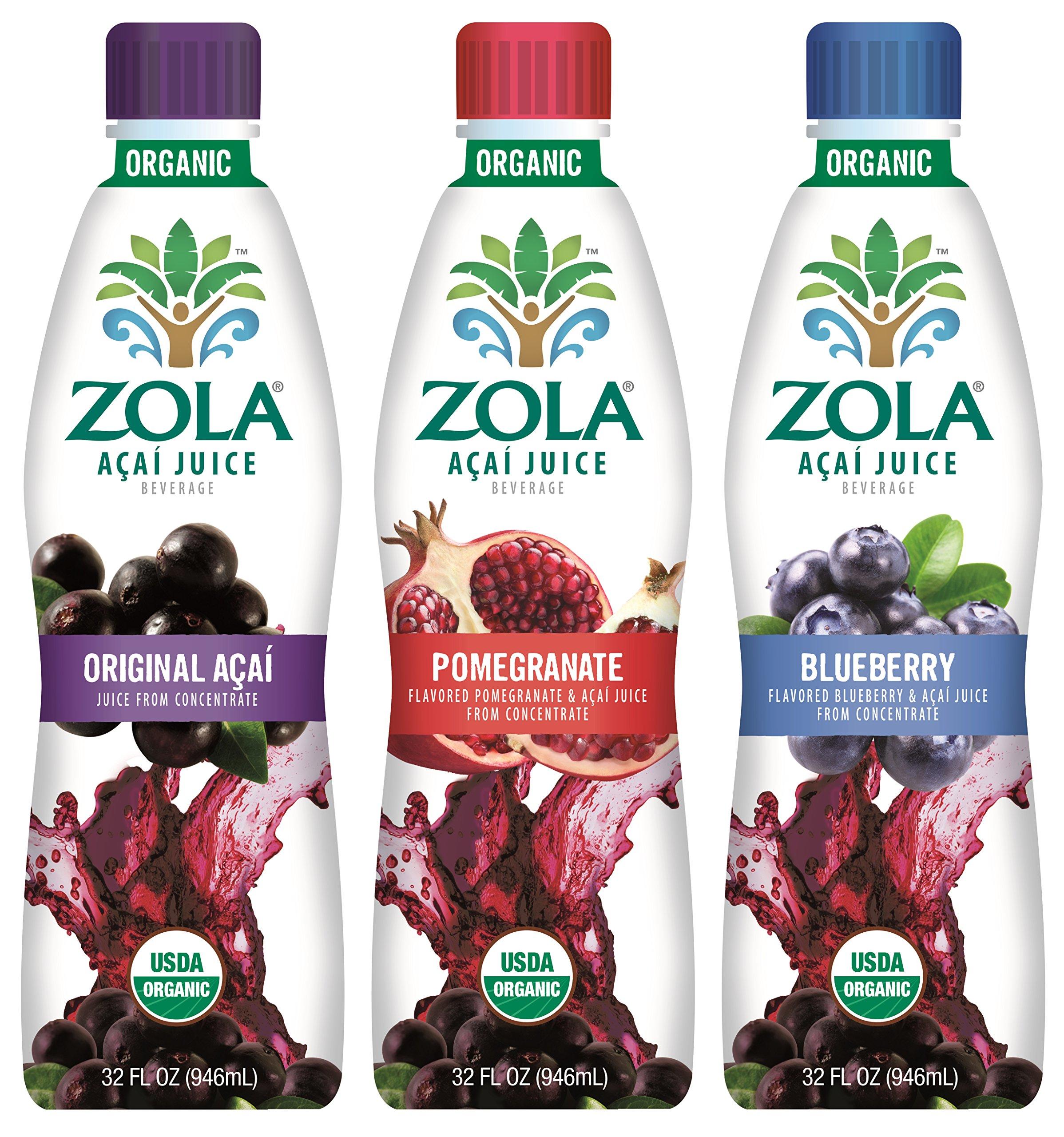 Zola Energy Drink