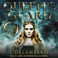 Queen's Guard: Shifter Royalty Trilogy Series, Book 2