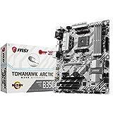 MSI B350 TOMAHAWK ARCTIC Scheda Madre, AMD B350, Nero