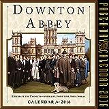 Downton Abbey Color 2016 Calendar