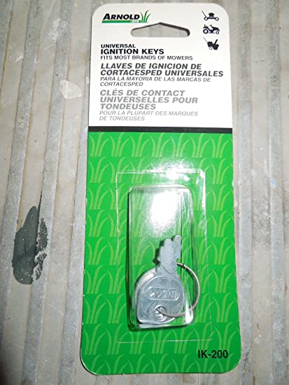 Arnold Universal Ignition Keys #IK-200 2 per pack