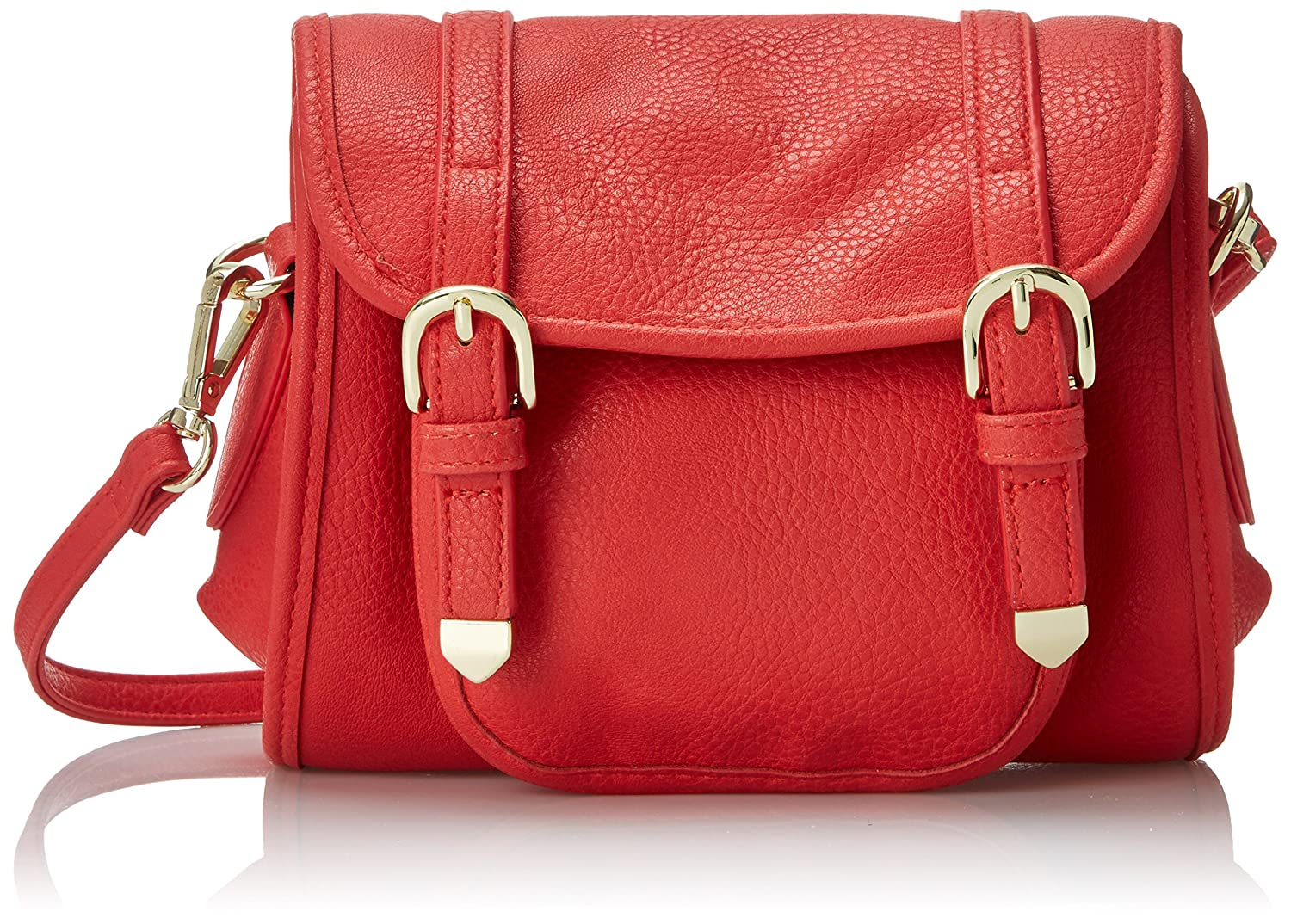 POVERTY FLATS by rian Softy Small Cross-Body Bag