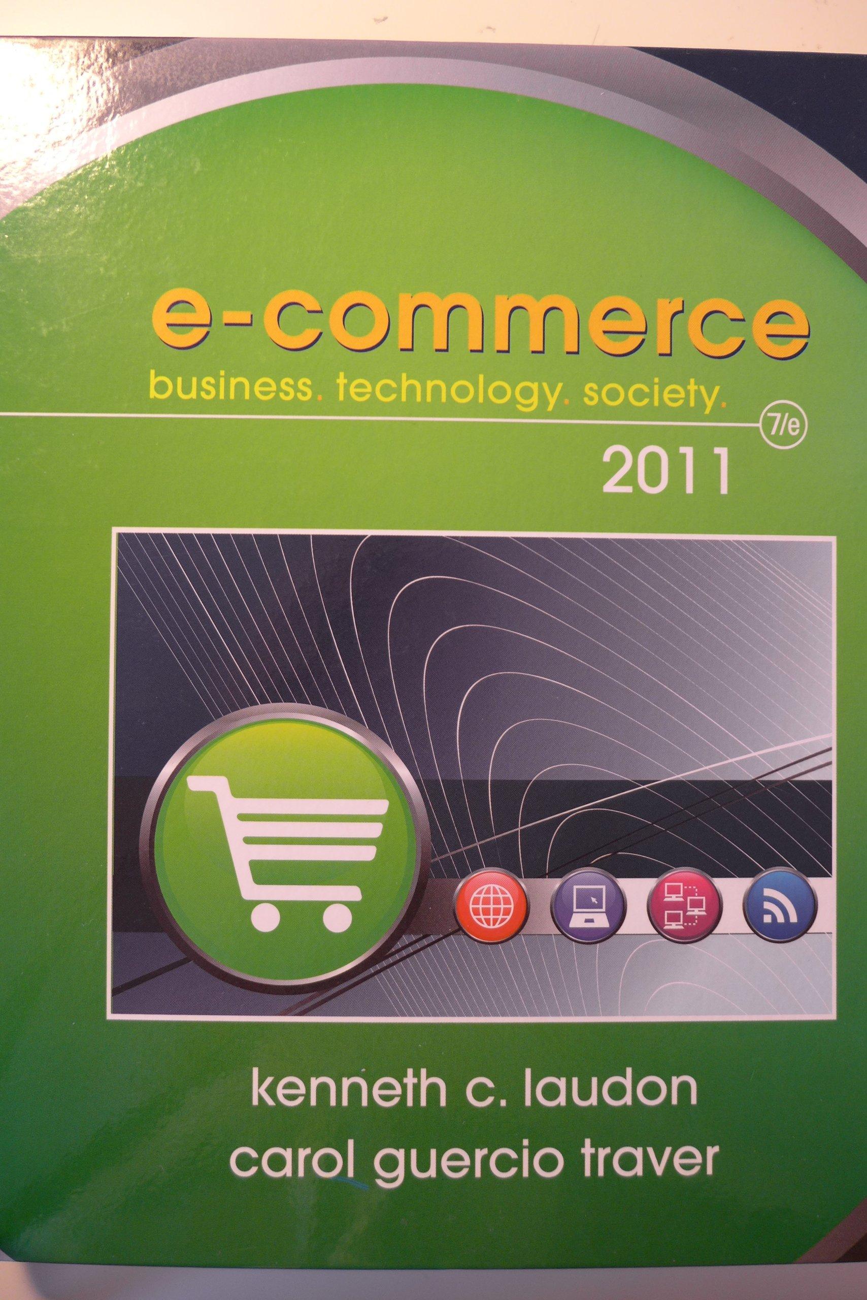 E-Commerce Business: Technology, Society pdf epub