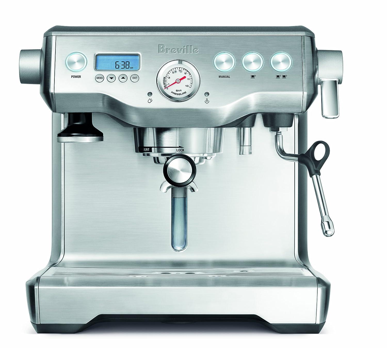 Amazon.com: Breville BES900XL Dual Boiler Semi Automatic Espresso ...